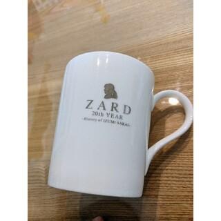 ZARD コップ マグカップ 揺れる想い