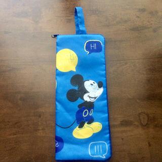 ディズニー(Disney)の【先着1名様限定★完売品★新品未使用】ディズニー ミッキーマウス マルチバッグ(日用品/生活雑貨)