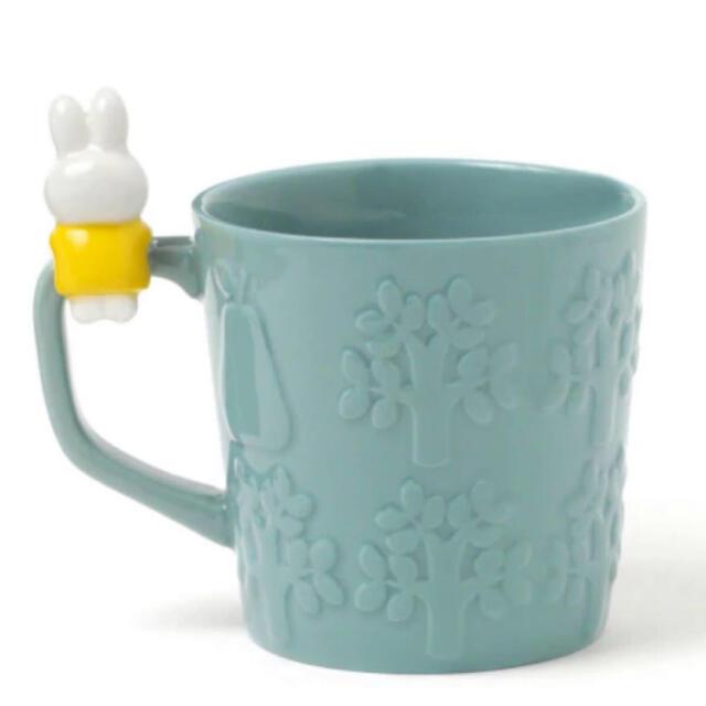STUDIO CLIP(スタディオクリップ)のミッフィー スタディオクリップ ボリス マグカップ 新品  インテリア/住まい/日用品のキッチン/食器(グラス/カップ)の商品写真