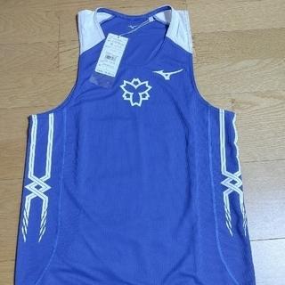 ミズノ(MIZUNO)の日体大 陸上 練習 ランニング シャツ(陸上競技)