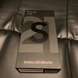 Galaxy - Galaxy S21 Ultra 5G SIMフリー国内版 新品