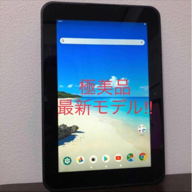 ANDROID(アンドロイド)の【最新型 追加出品!】 10.1インチ 日本製 Android タブレット 本体 スマホ/家電/カメラのPC/タブレット(タブレット)の商品写真