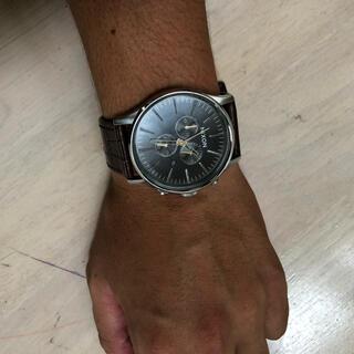 NIXON - ニクソン レザーベルト 時計