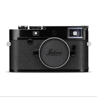 ライカ(LEICA)の【新品保証有】Leica M10-R ブラックペイント(ミラーレス一眼)