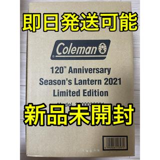Coleman - Coleman 120th アニバーサリーシーズンズランタン2021