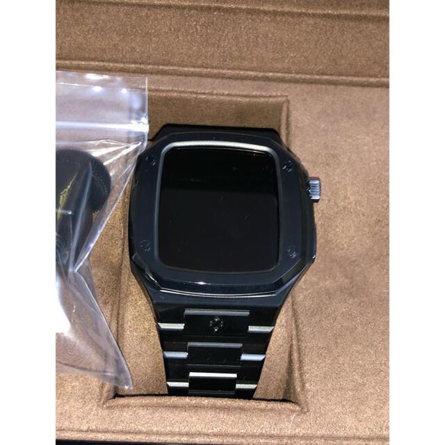 Apple Watch(アップルウォッチ)の☆Apple Watch付き☆GOLDEN CONCEPT 44mm EV44  スマホ/家電/カメラのスマホアクセサリー(モバイルケース/カバー)の商品写真