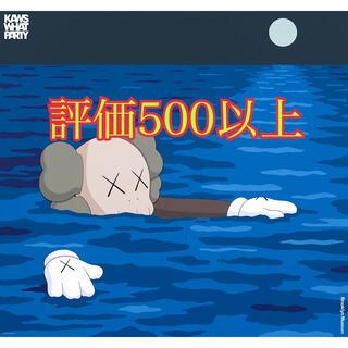 モマ(MOMA)のポスター kaws tide(キャラクターグッズ)