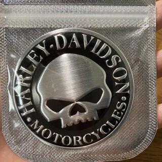 Harley Davidson - ハーレーダビットソンメタルステッカー‼️スカルコレクション‼️