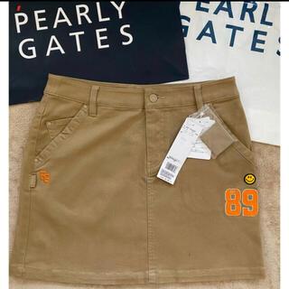 パーリーゲイツ(PEARLY GATES)のパーリーゲイツ ストレッチスカートサイズ2(ウエア)