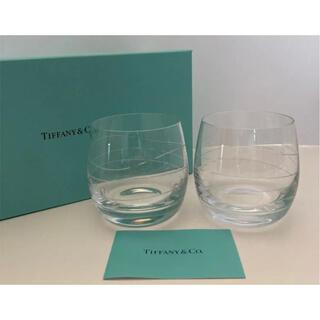 Tiffany & Co. - 【限定品】【新品未使用】ティファニー カデンツグラス ペアグラス
