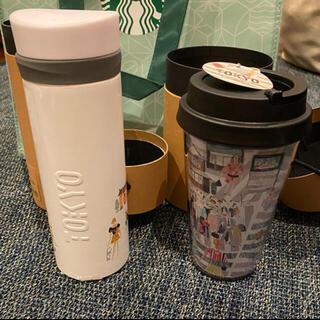 Starbucks Coffee - スターバックス 福袋 限定 25 ステンレスボトル タンブラー 2個セットで