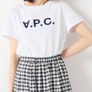 IENA - IENA 【A.P.C./アー・ペー・セー】VPC Tシャツ アーペーセー