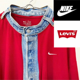 NIKE - NIKE × LEVI'S ビッグTシャツ