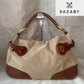 サザビー(SAZABY)の⭐️SAZABY⭐️サザビー ワンショルダー トートハンドバッグ(トートバッグ)
