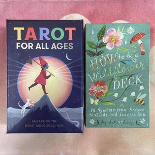 新品 Tarot For All Ages タロットカード オラクルカード (トランプ/UNO)