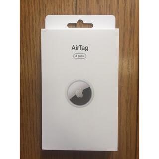 アップル(Apple)の新品未使用  Apple アップル Air tag  エアタグ 本体 (その他)