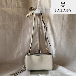 サザビー(SAZABY)の⭐️SAZABY⭐️サザビー ウォレットショルダーポーチ(ショルダーバッグ)