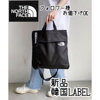 THE NORTH FACE - 新品/2way TOTE BAG THE NORTH FACE KOREA