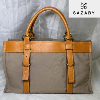 サザビー(SAZABY)の⭐️SAZABY⭐️サザビーハンドバッグ トートバッグ(ハンドバッグ)
