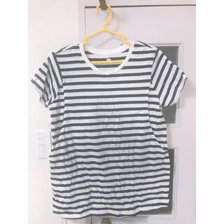ニシマツヤ(西松屋)の授乳Tシャツ(マタニティトップス)