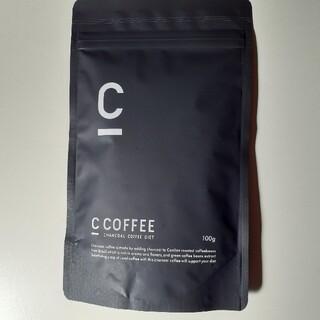 【c COFFEE】チャコールクレンズ 100g 冊子付き 未開封(ダイエット食品)