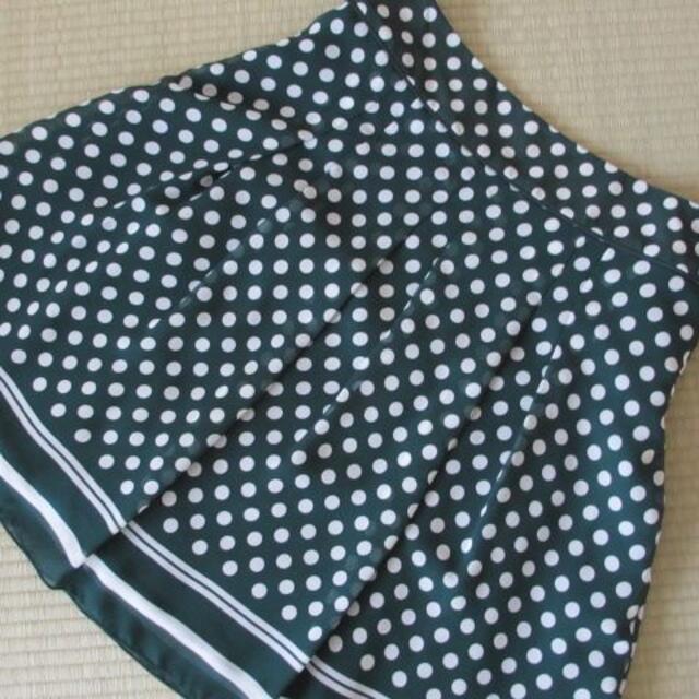 pour la frime(プーラフリーム)のプーラフリーム★ pour la frime ★ フェミニンなスカート レディースのスカート(ひざ丈スカート)の商品写真