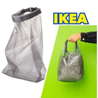 イケア(IKEA)のイケア レンサレ 防水バック ·大(旅行用品)