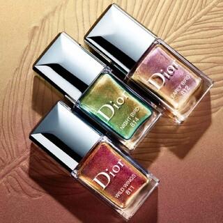 Christian Dior - dior 限定ネイル
