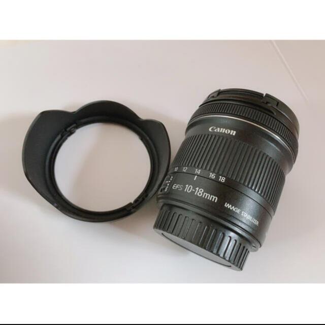 Canon(キヤノン)のCanon 一眼レフレンズ スマホ/家電/カメラのカメラ(レンズ(単焦点))の商品写真