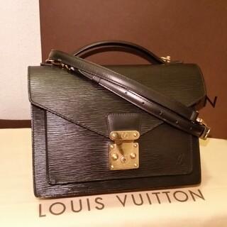 LOUIS VUITTON - ほぼ未使用、綺麗、ハンドバッグ、ショルダーバッグ