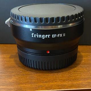 富士フイルム - Fringer FR-FX2 PROII 富士フィルムXボディ用