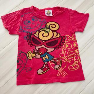 ヒステリックミニ(HYSTERIC MINI)のヒスミニ ヒステリックミニ 半袖Tシャツ 80(Tシャツ)