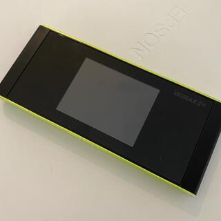 WiMAX 2+ SPEED Wi-Fi NEXT W05 (UQ版/ブラック…(PC周辺機器)