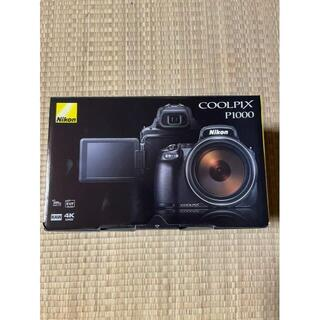 Nikon - 【新品未開封】ニコン COOLPIX P1000 コンパクトデジタルカメラ