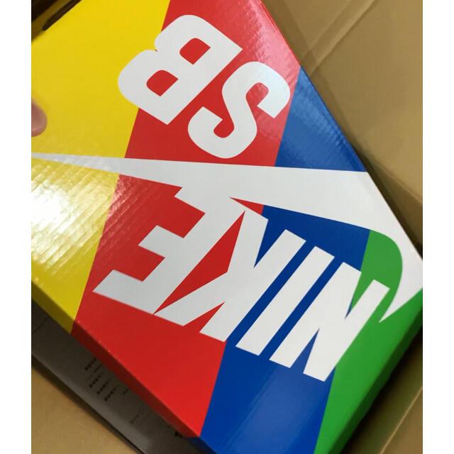 NIKE(ナイキ)の26.5cm ナイキ SB パラ ダンク LOW プロ NIKE DUNK メンズの靴/シューズ(スニーカー)の商品写真
