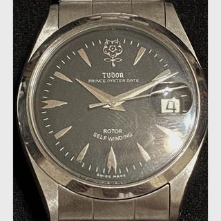 Tudor - TUDOR チュードル デカバラ 腕時計 ロレックス プリンスオイスターデイト