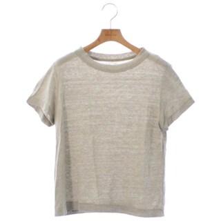 フォーティファイブアール(45R)の45R Tシャツ・カットソー レディース(カットソー(半袖/袖なし))