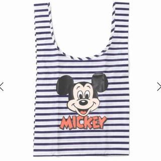 ミッキーマウス(ミッキーマウス)のバグー エコバッグ  ミッキー マウス(エコバッグ)