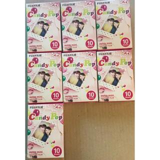 富士フイルム - 【期限切れ】instax mini チェキフィルム キャンディーポップ 70枚