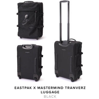 マスターマインドジャパン(mastermind JAPAN)のマスターマインド x イーストパック トラベルバッグ 新品 未使用(トラベルバッグ/スーツケース)