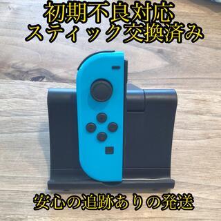 Nintendo Switch - スティック新品に交換済 switch ジョイコン Joy-Con 左