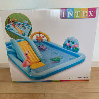 INDEX - INTEX ジャングルアドベンチャー プール