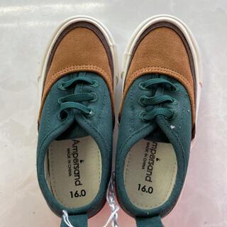 ブリーズ(BREEZE)の子供 靴 16センチ(スニーカー)