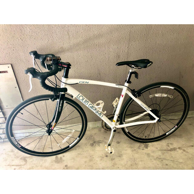 LOUIS GARNEAU(ルイガノ)のルイガノ ロードバイク スポーツ/アウトドアの自転車(自転車本体)の商品写真