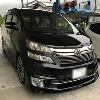 トヨタ - 平成24年 トヨタ ANH20  ヴェルファイア モデリスタ サンルーフ 車検付