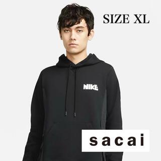 sacai - 新品 SACAI NIKE サカイ ナイキ コラボ パーカー サイズ XL LL