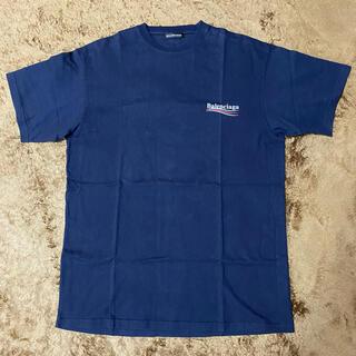 Balenciaga - BALENCIAGA キャンペーンロゴ Tシャツ