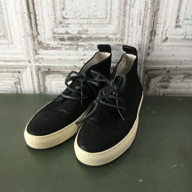 H.P.FRANCE(アッシュペーフランス)のイタリア製 La TENACE ラ テナーチェ シューズ USED レディースの靴/シューズ(スニーカー)の商品写真
