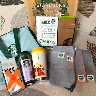 Starbucks Coffee - スターバックス 25周年 福袋 夏 2021