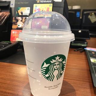 Starbucks Coffee - スタバ リユーザブルカップ 473ml ドームリッドカラーチェンジング リ